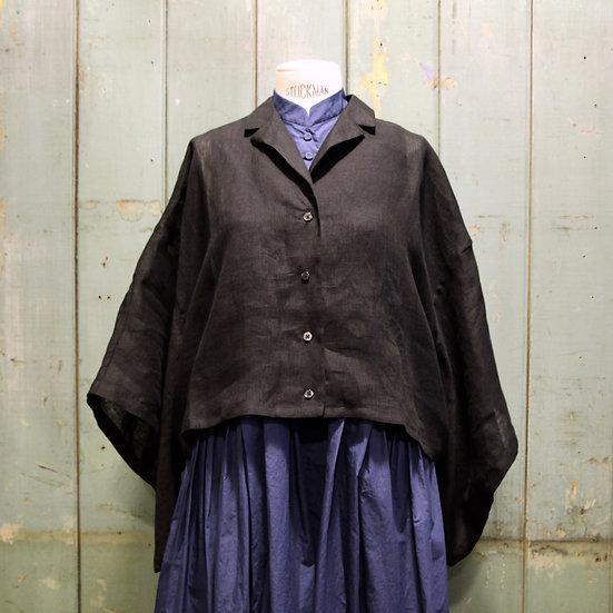 École des Curiosités Thomas Sheer Kimono Sleeve Jacket