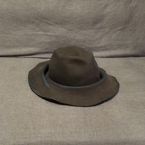 Horisaki Wide-Brim Hat