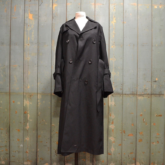Junya Watanabe Coat with pleated back
