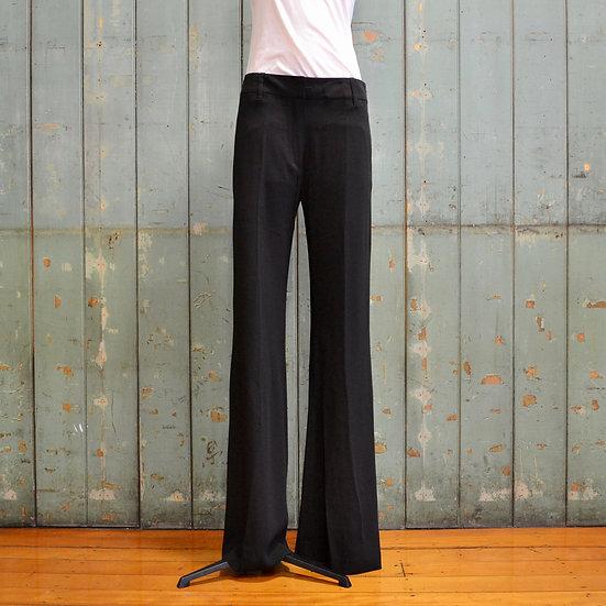 Ann Demeulemeester Bootcut Trousers