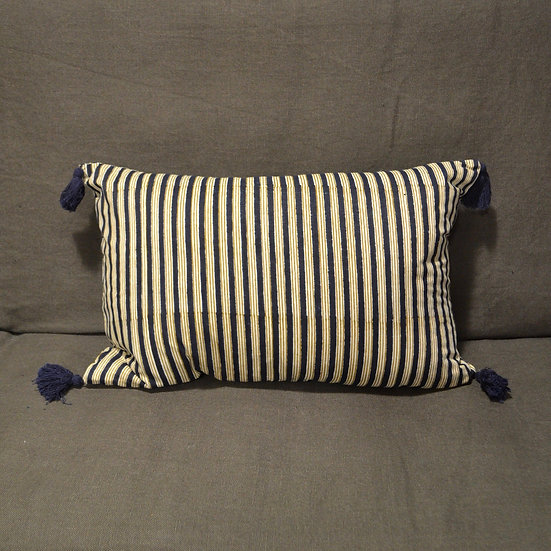 Le Monde Sauvage Stripe Cushion Cover