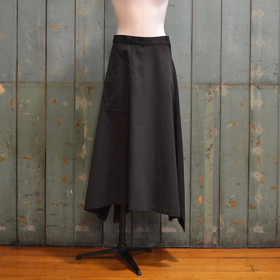 Y's Triangle Flare Skirt
