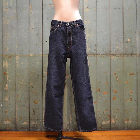 Junya Watanabe waisted easy fitJeans