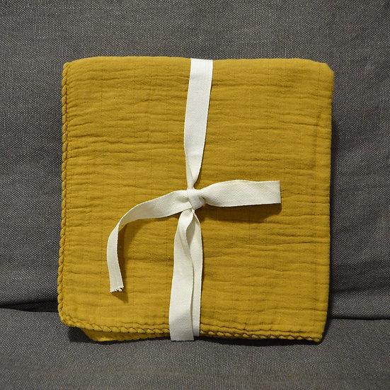 Le Monde Sauvage Double Cotton Pillowcase