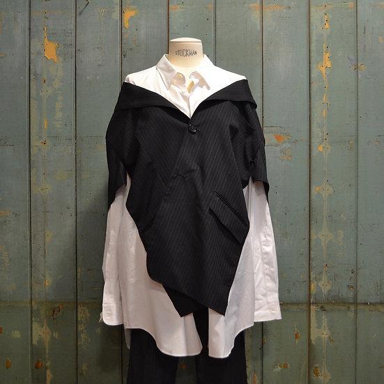 Junya Watanabe Shirt with Jacket Detail