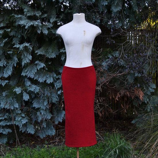 6x4 Boiled Wool Mermaid Skirt