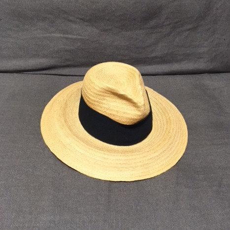 Horisaki Florentine Straw Hat
