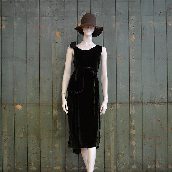 P.R.Patterson Velvet Dress