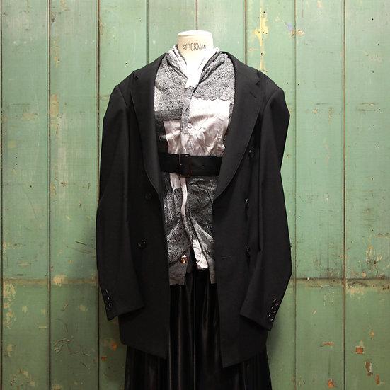 Junya Watanabe Jacket Cape with Sleeves