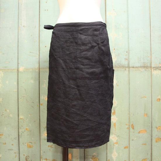 6x4 Linen Waffle Wrap Skirt