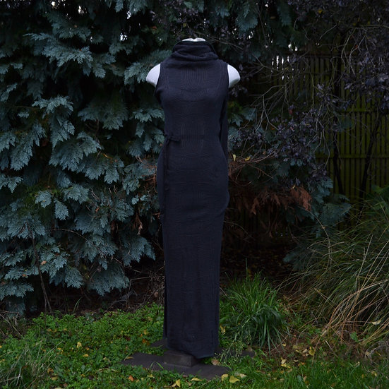 6x4 Knit Wrap Dress