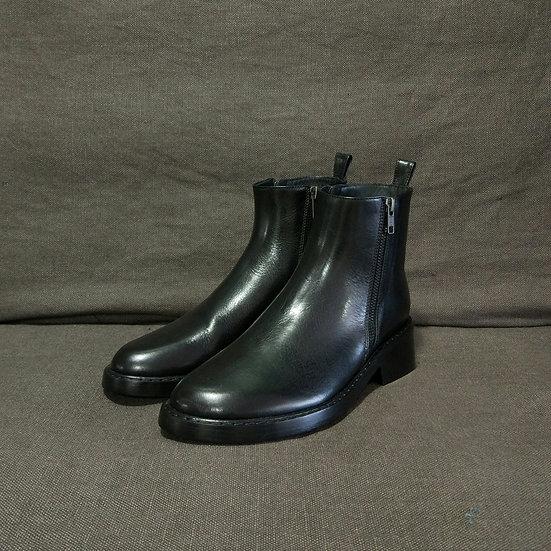 Ann Demeulemeester side-zip boots