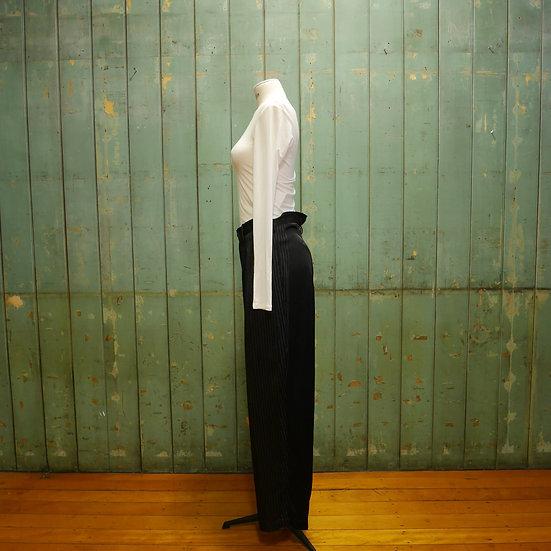 Y's Side Stripe Wide Pant