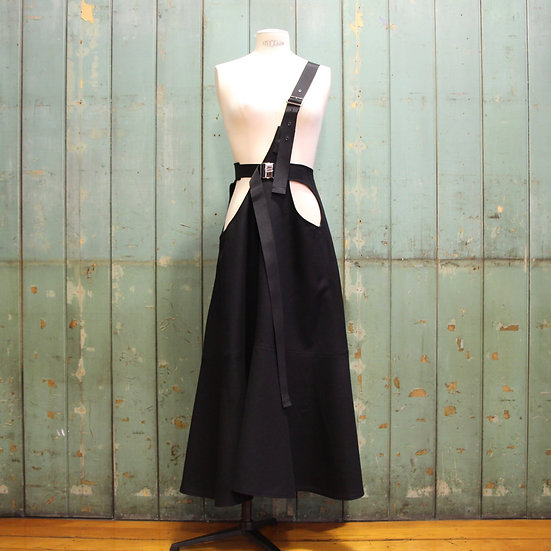 Junya Watanabe Full Skirt Pinafore