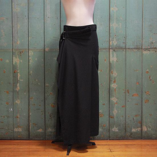 Y's Fold Back Waistband Skirt