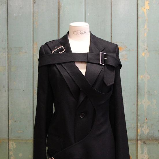 Junya Watanabe Coat with Belt Detailing