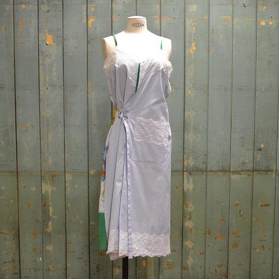 Junya Watanabe Layered Wrap Dress