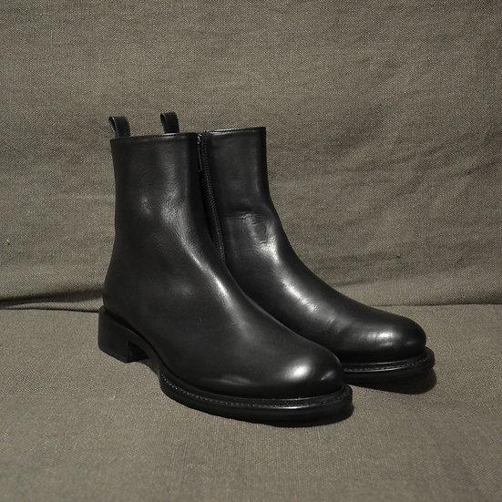 Ann Demeulemeester Vitella Seta Crust Boots