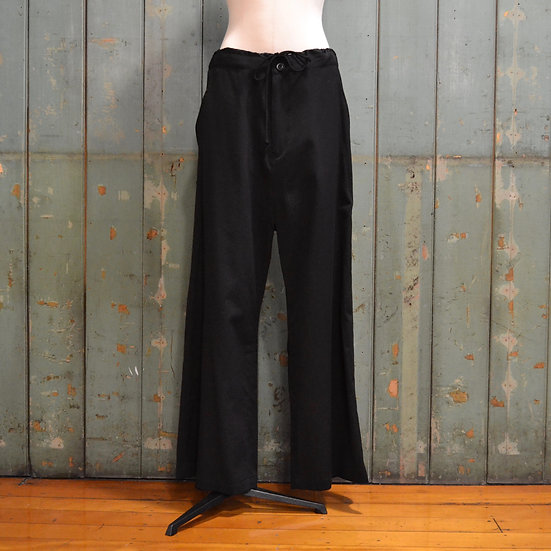 Y's Waist String Wide Pant