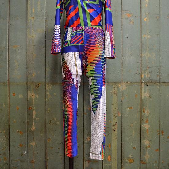 Junya Watanabe Demsky Pattern Pant