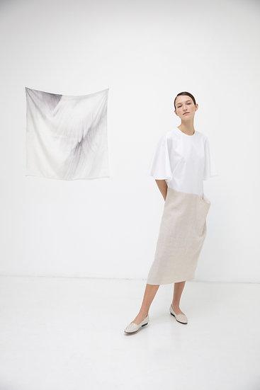 Rory William Docherty Seraph Sleeve Pocket Dress