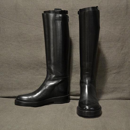 Ann Demeulemeester Vitello Lucido Boots