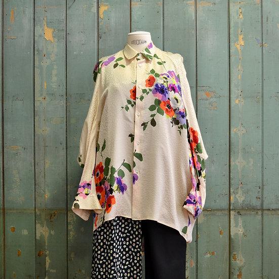 Junya Watanabe Silk Shirt