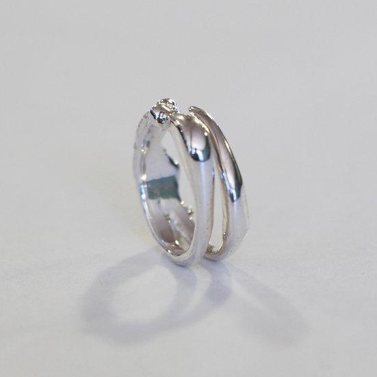 Horisaki Claw Ring