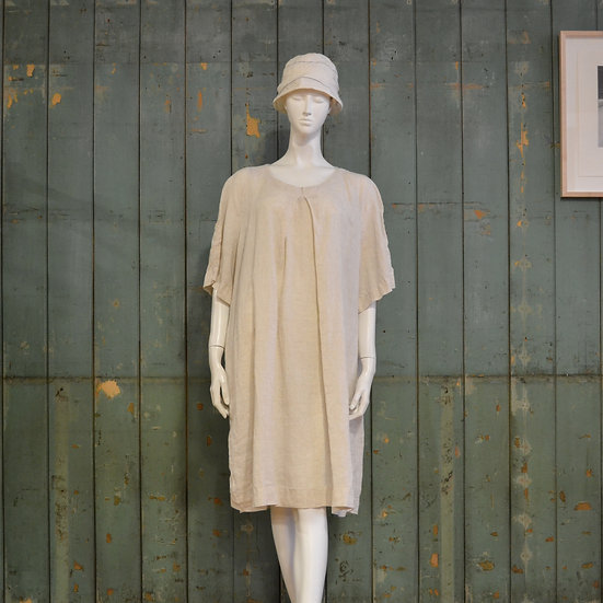 Vincent Jalbert Raglan Sleeve Dress
