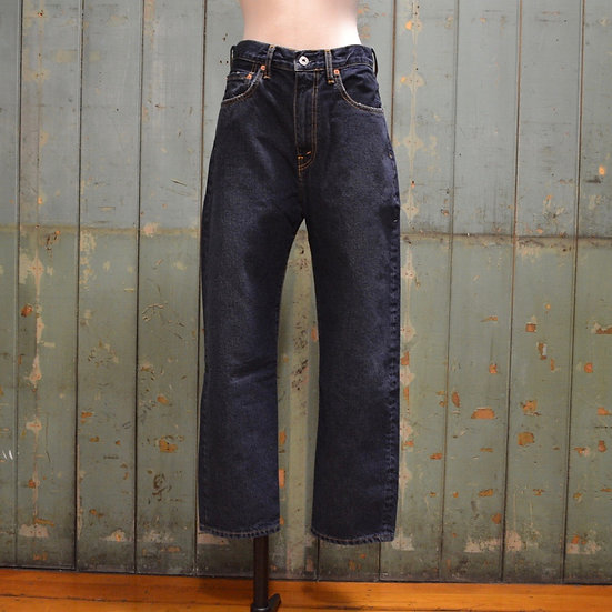 Junya Watanabe high waisted easy fit Jeans