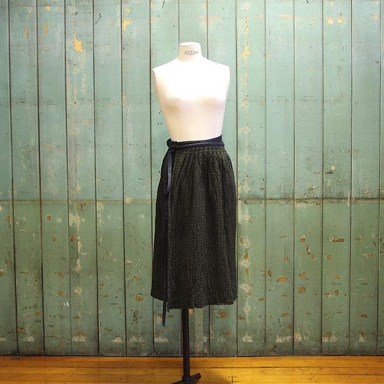 6x4 Hand-sewn Detail Wrap Skirt