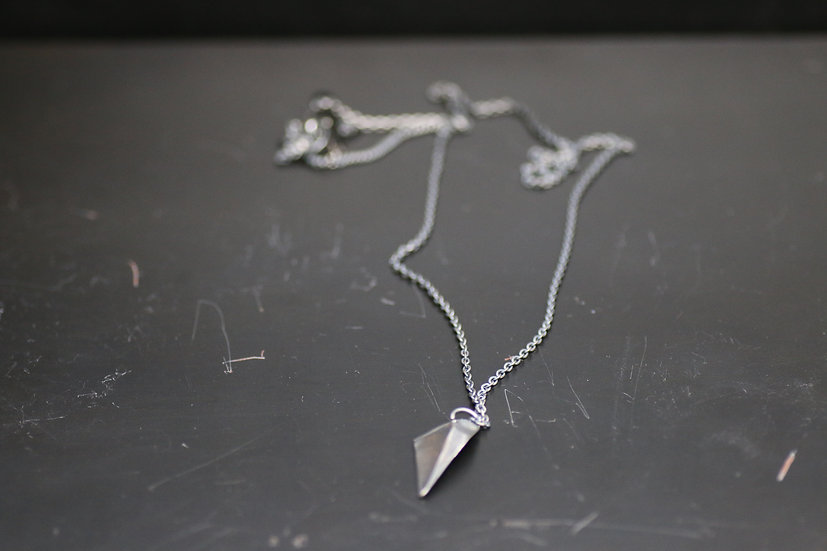 Detaj  Silver Necklace
