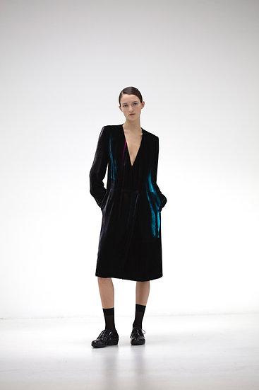 Rory William Docherty Darkness Coat Dress