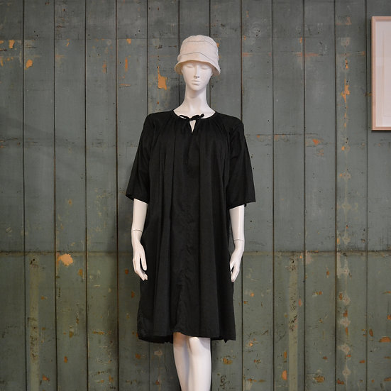 Vincent Jalbert Drawstring Biaude Dress