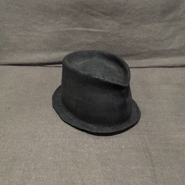 Horisaki Narrow-Brim Hat