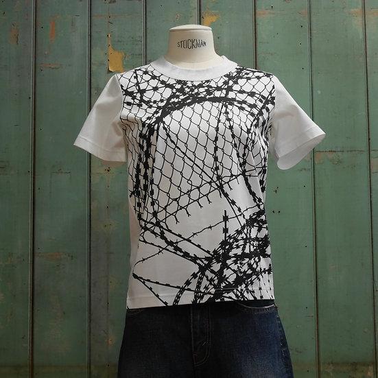 Junya Watanabe Razor Wire Print T-Shirt