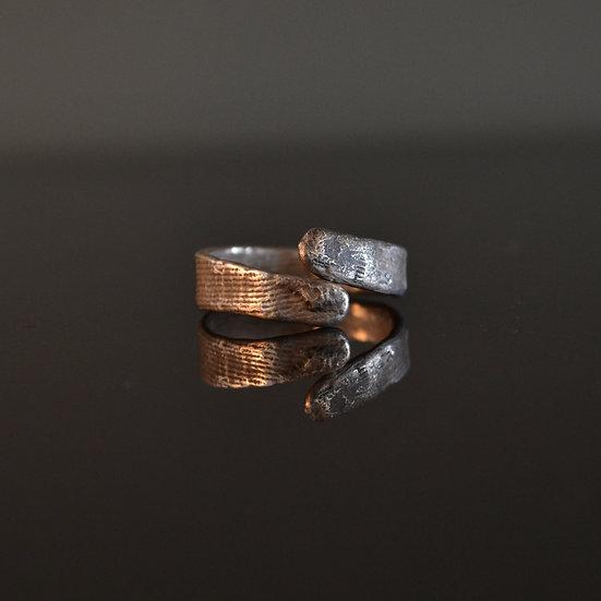 6x4 Cuttlebone Cast Wrap Ring