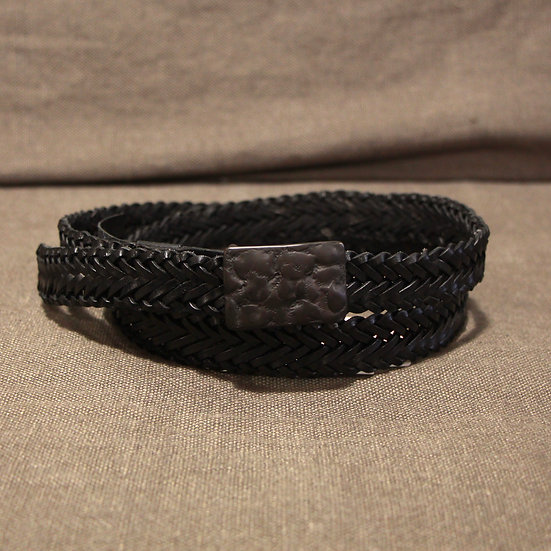 Y's Leather Belt