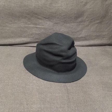 Horisaki Dome-Crown Hat