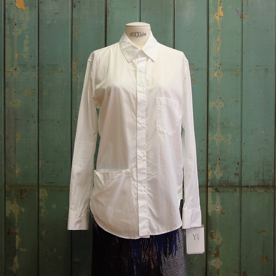 Y's Right Pocket Blouse