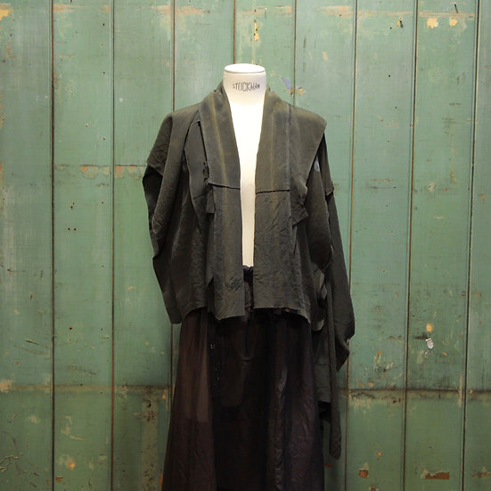 Being Deconstructed Kimono