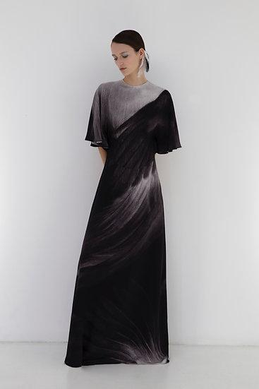 Rory William Docherty Seraph Sleeve Dress