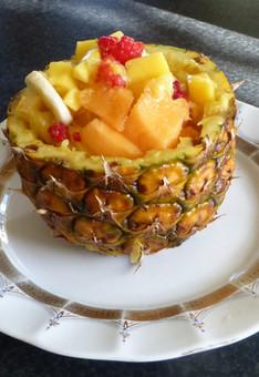 Vers fruit.