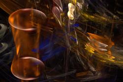 Windblown Glass