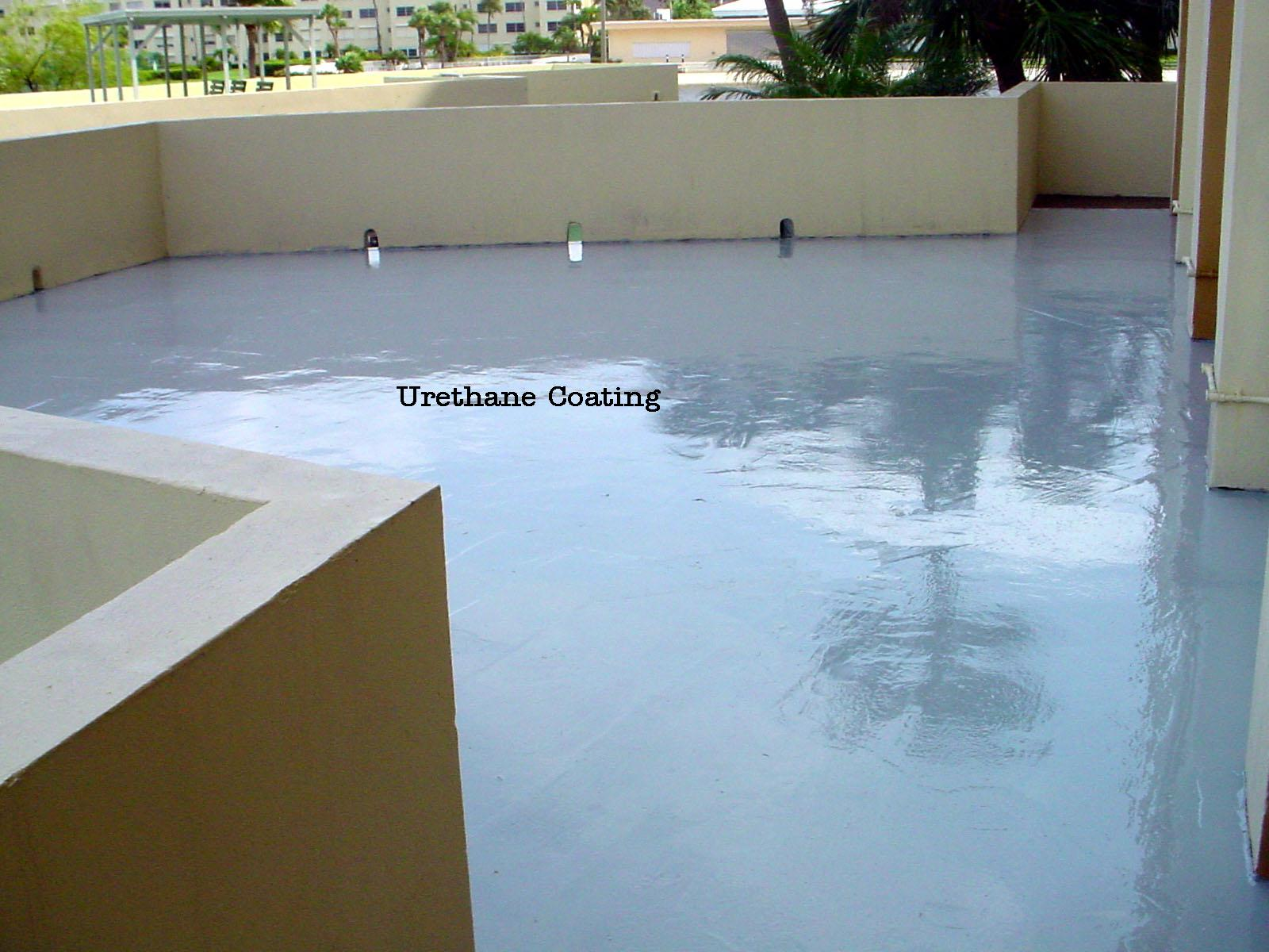 Out door Urethane Coating