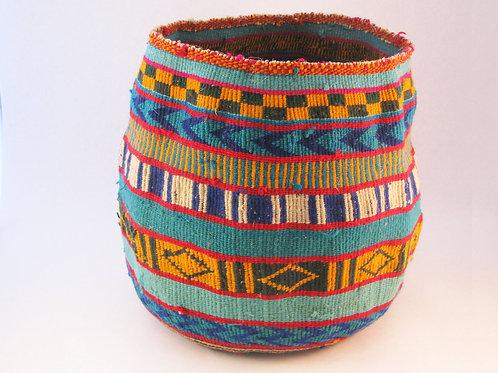 Large Woven Handmade Basket