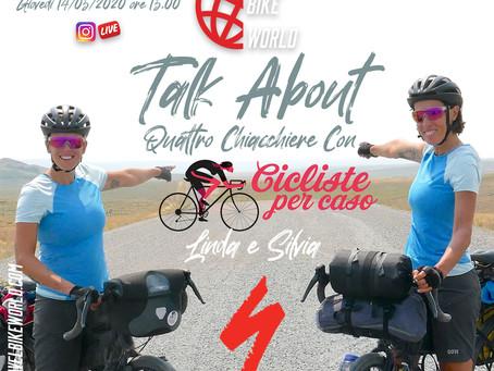 """Talk About Quattro Chiacchere Con... Le """"Cicliste Per Caso"""""""