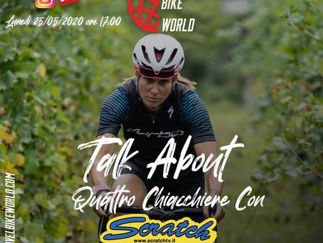 Talk About... Quattro Chiacchiere Con Ilenia Lazzaro (Scratch TV)