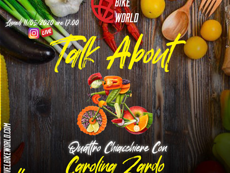 """Talk About... Quattro Chiacchiere Con... Carolina Zardo """"Esperta ne campo della nutrizione"""""""