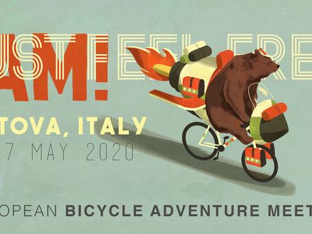 15-17/05/20 Bam                           European Bicycle Adventure Meeting